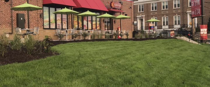Sheetz in Dubois – Commercial Landscaping