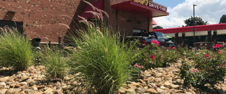 Sheetz in Harmar – Commercial Landscaping